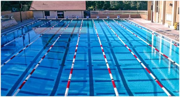 commercial pool leak detection school swimming pool