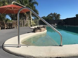 Stainless Steel Pool Handrail